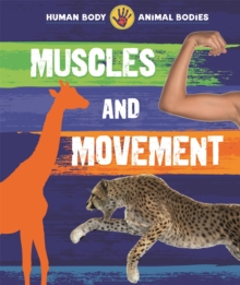 Human Body, Animal Bodies: Muscles and Movement, Paperback / softback Book