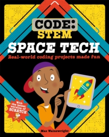 Code: STEM: Space Tech, Hardback Book