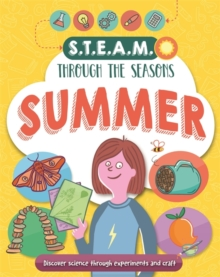 STEAM through the seasons: Summer, Paperback / softback Book