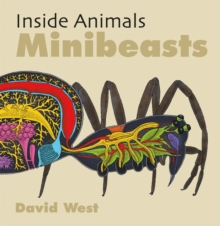 Inside Animals: Minibeasts, Hardback Book