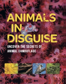 Animals in Disguise, Hardback Book