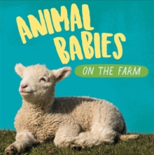 On the Farm, Hardback Book