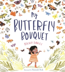 My Butterfly Bouquet, Hardback Book