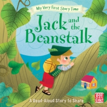 My Very First Story Time: Jack and the Beanstalk : Fairy Tale with picture glossary and an activity, Hardback Book