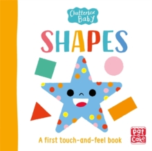 Chatterbox Baby: Shapes : A touch-and-feel board book to share, Board book Book