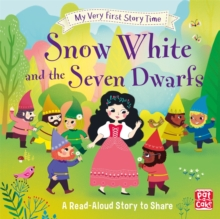 My Very First Story Time: Snow White and the Seven Dwarfs : Fairy Tale with picture glossary and an activity, Hardback Book