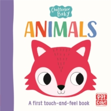 Chatterbox Baby: Animals : A touch-and-feel board book to share, Board book Book