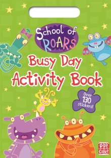 School of Roars: Busy Day Activity Book, Paperback / softback Book