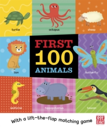 First 100 Animals, Board book Book