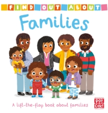 Find Out About: Families, Board book Book