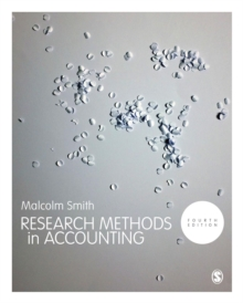 Research Methods in Accounting, Hardback Book