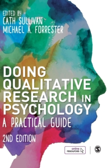 Doing Qualitative Research in Psychology : A Practical Guide, Hardback Book