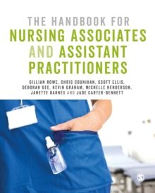 The Handbook for Nursing Associates and Assistant Practitioners, Paperback / softback Book