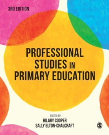 Professional Studies in Primary Education, Paperback / softback Book