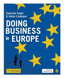 Doing Business in Europe, Paperback / softback Book