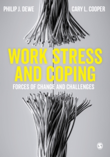 Work Stress and Coping : Forces of Change and Challenges, EPUB eBook