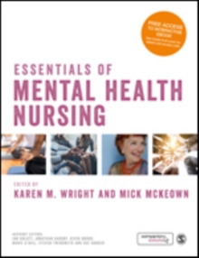 Essentials of Mental Health Nursing, Mixed media product Book