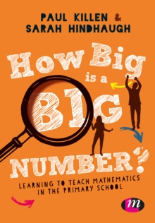 How Big is a Big Number? : Learning to teach mathematics in the primary school, EPUB eBook