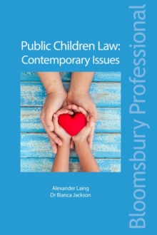Public Children Law: Contemporary Issues, Paperback / softback Book