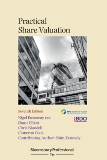 Practical Share Valuation, Paperback / softback Book