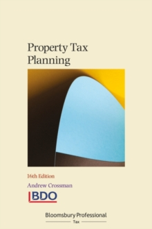 Property Tax Planning, Paperback / softback Book