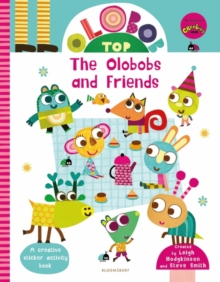 Olobob Top: The Olobobs and Friends : Activity and Sticker Book, Paperback / softback Book