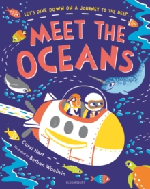 Meet the Oceans, Paperback / softback Book