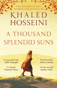 A Thousand Splendid Suns, Paperback / softback Book
