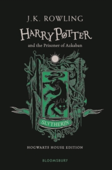 Harry Potter and the Prisoner of Azkaban - Slytherin Edition, Hardback Book