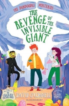 The Revenge of the Invisible Giant, Paperback / softback Book