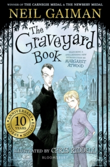 The Graveyard Book : Tenth Anniversary Edition, Paperback / softback Book