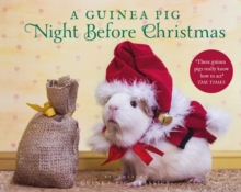 A Guinea Pig Night Before Christmas, Hardback Book