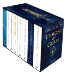Throne of Glass Paperback Box Set, Multiple copy pack Book