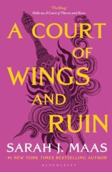 A Court of Wings and Ruin : The #1 bestselling series, Paperback / softback Book