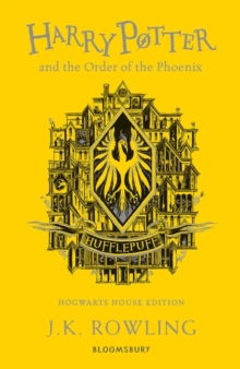 Harry Potter and the Order of the Phoenix - Hufflepuff Edition, Paperback / softback Book