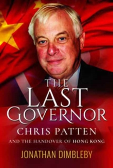 The Last Governor, Hardback Book