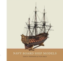 Navy Board Ship Models, Hardback Book