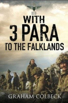 With 3 Para to the Falklands, Paperback Book