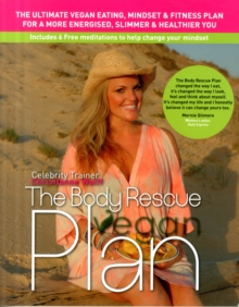 BODY RESCUE VEGAN PLAN, Paperback Book