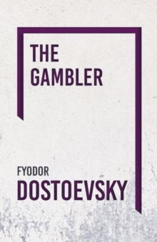 The Gambler, Paperback / softback Book