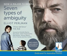 Seven Types of Ambiguity, CD-Audio Book