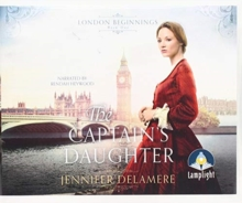 The Captain's Daughter, CD-Audio Book