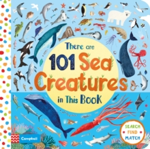 There Are 101 Sea Creatures in This Book, Board book Book