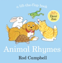 Animal Rhymes, Board book Book