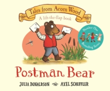 Postman Bear : 20th Anniversary Edition, Board book Book