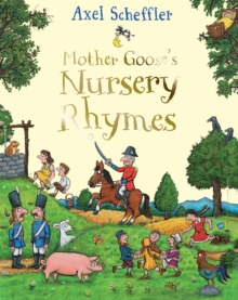 Mother Goose's Nursery Rhymes, Hardback Book