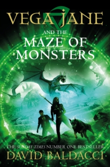 Vega Jane and the Maze of Monsters, Paperback / softback Book