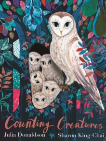 Counting Creatures, Hardback Book