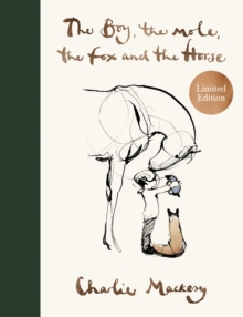 The Boy, The Mole, The Fox and The Horse, Hardback Book