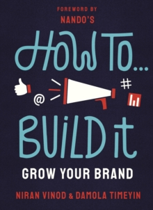 How To Build It, Paperback / softback Book